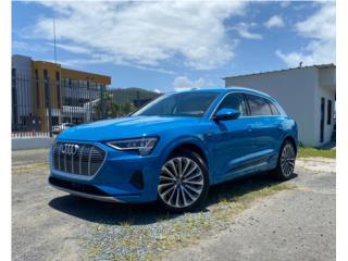 Audi, Audi e-tron Quattro SUV 2019  Puerto Rico
