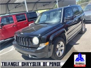 Jeep Puerto Rico Jeep, Patriot 2013