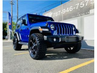 Jeep Puerto Rico Jeep, Wrangler 2019