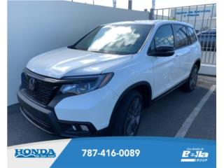 Honda, Passport 2019, Civic Puerto Rico