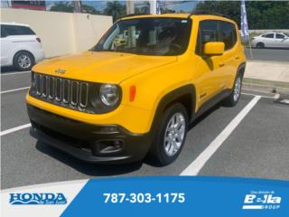 Jeep, Renegade 2018, Grand Cherokee Puerto Rico