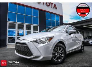 2019 Toyota Yaris LE  , Toyota Puerto Rico