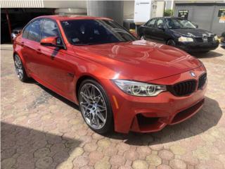 BMW, BMW M-3 2017  Puerto Rico
