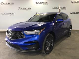 Acura MDX Advance Hybrid SHAWD  , Acura Puerto Rico