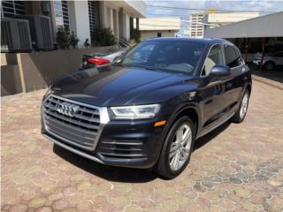 Audi, Audi Q5 2018, Audi S5 Puerto Rico