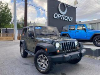 Jeep, Wrangler 2015  Puerto Rico