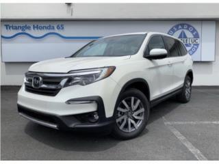 Honda Pilot 2019, Pago aprox. $480 , Honda Puerto Rico