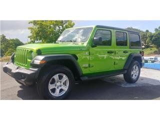 Jeep Wrangler Unlimited Sport 2018  , Jeep Puerto Rico