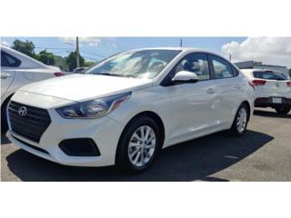 Hyundai Puerto Rico Hyundai, Accent 2019