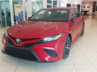 Toyota, Camry 2020, Sienna Puerto Rico