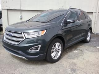 Ford Edge 2008 , Ford Puerto Rico