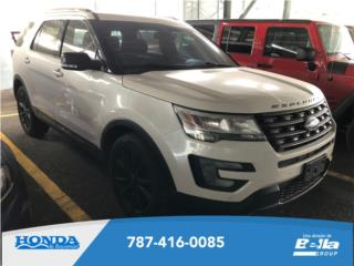 Ford, Explorer 2017  Puerto Rico