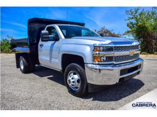 Chevrolet, Silverado 2019  Puerto Rico
