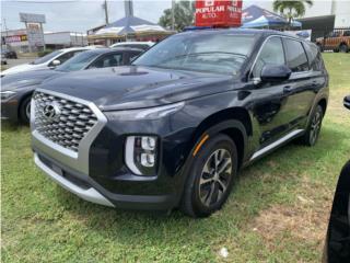 Hyundai, Palisade 2020, Equipo Construccion Puerto Rico