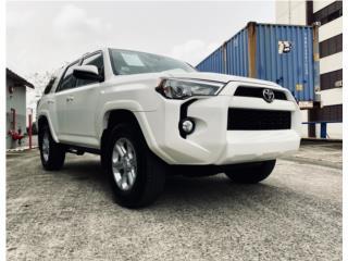 Toyota, 4Runner 2019, Rav4 Puerto Rico