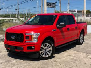 Ford F-150 2019 Lariat Velocity blue , Ford Puerto Rico