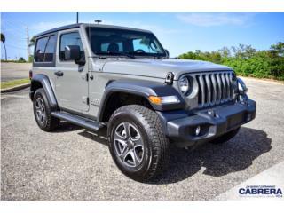 JEEP WRANGLER UNLTD SPORT || LED BARS , Jeep Puerto Rico
