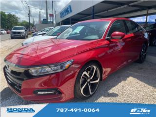 Honda, Accord 2020  Puerto Rico