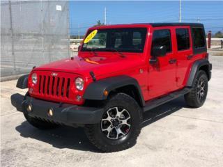 Jeep Puerto Rico Jeep, Wrangler 2018