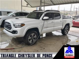 TOYOTA TACOMA TRD OFF ROAD  2018  , Toyota Puerto Rico