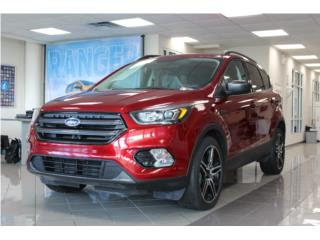 2019 FORD ESCAPE, 1.5L Ecoboost Engine , Ford Puerto Rico