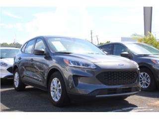 Ford, Escape 2020, E-250 Van Puerto Rico