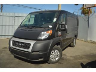 RAM, Promaster 2020, Dodge Puerto Rico