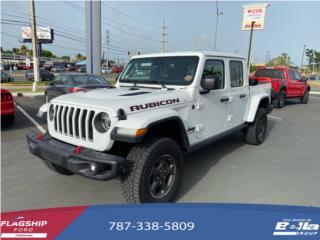 Jeep, Gladiator 2020, Wrangler Puerto Rico