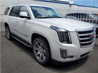 Cadillac, Escalade 2020, XT5 Puerto Rico