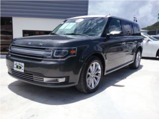 Ford Puerto Rico Ford, Flex 2018