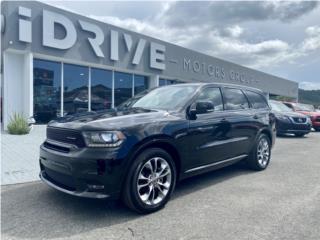Dodge, Durango 2019, Challenger Puerto Rico