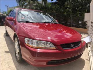 Honda, Accord 1998, Civic Puerto Rico