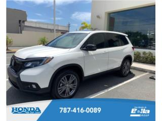 Honda, Passport 2020, CR-V Puerto Rico