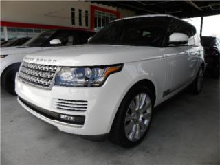 LandRover, Range Rover 2015, International Puerto Rico