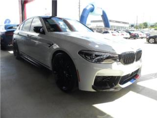 BMW, BMW M-5 2018  Puerto Rico