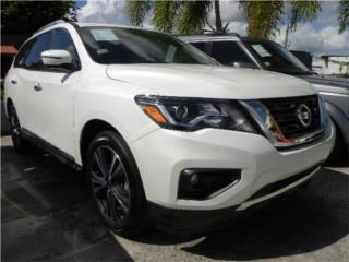 Nissan Puerto Rico Nissan, Pathfinder 2019