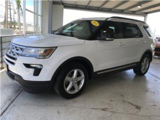 Ford Puerto Rico Ford, Explorer 2018