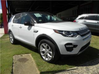 LandRover, Discovery 2016, Discovery Puerto Rico