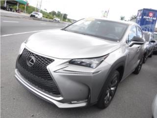 Lexus, Lexux NX 2015, Lexux NX Puerto Rico