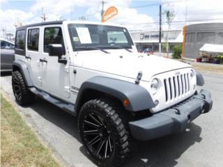 2013 Jeep Wrangler Unlimited Sport, T3518609 , Jeep Puerto Rico