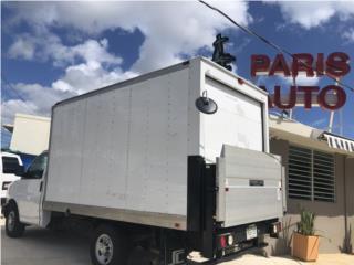 Chevrolet, Chevrolet G Van 2016  Puerto Rico