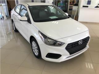 Hyundai, Accent 2020, Tucson Puerto Rico