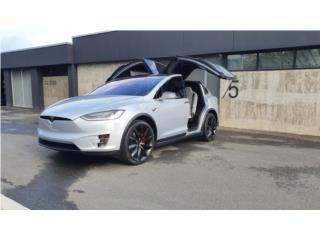 Tesla Puerto Rico Tesla, Model X 2017