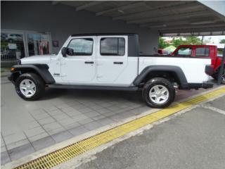 Jeep Puerto Rico Jeep, Gladiator 2021