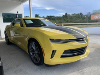 Chevrolet Puerto Rico Chevrolet, Camaro 2018