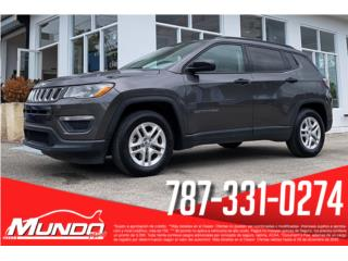 Jeep Puerto Rico Jeep, Compass 2018