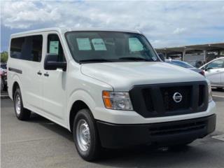 Nissan Puerto Rico Nissan, NV de Pasajeros 2020