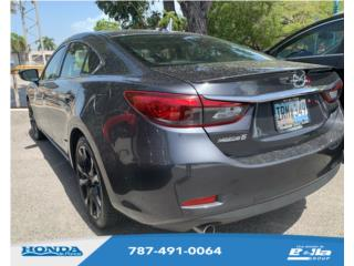 2016 MAZDA 6 GRAND TOURING TECHNOLOGY PACKAGE , Mazda Puerto Rico