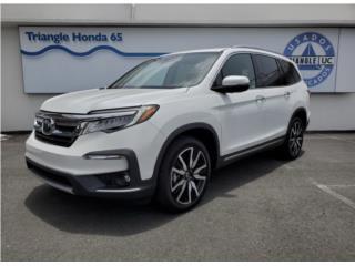 Honda, Pilot 2020, Accord Puerto Rico