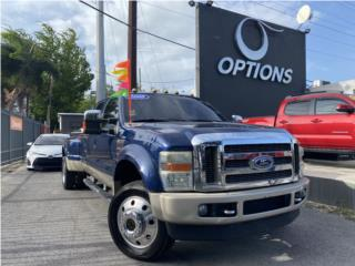 Ford, F-450 Camion 2008, F-250 Pick Up Puerto Rico